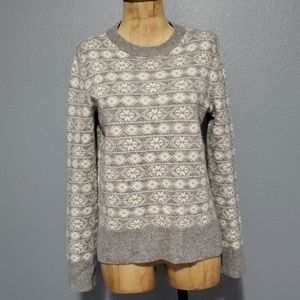 GAP holiday warm cozy sweater